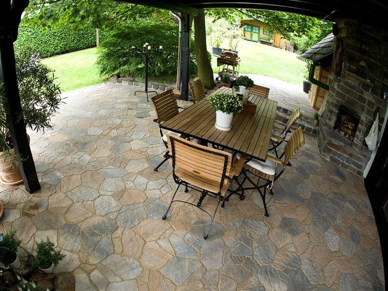 Terrassen - Lebensraum und Bereicherung - Garten- und ...